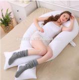 Vendre à chaud de style européen oreiller de corps en forme de U pour les femmes enceintes