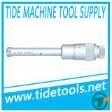 Через/глухое отверстие 6-100мм три точки с помощью внутреннего микрометра установка уплотнительных колец