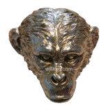 Huis van de Gorilla van de Hars van de muur het het Decoratieve Dierlijke Hoofd/Decor van het Hotel
