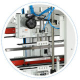 Canto da caixa de Ce&ISO e máquina da selagem de caso do lado/máquina embalagem térmica automática da caixa/máquina plástica