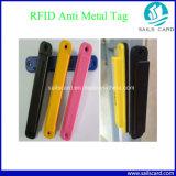 ISO18000-6c Anti-Metal etiqueta RFID UHF para o rastreamento de ativos