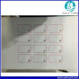 Embutido de RFID para la fabricación sin contacto de la tarjeta inteligente