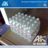 Los productos lácteos retráctil automática de la película PE Máquina de embalaje retráctil