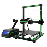 LCD表示およびフィラメントが付いているアネットE10 3Dプリンター機械