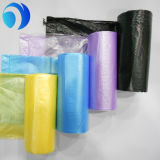 Пластичный мешок погани домочадца