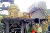 Trituradora hidráulica del cono del solo cilindro del sistema del control automático del PLC de China