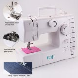 Nueva máquina de coser Lockstitch multifunción con 59 puntos (FHSM-705)