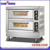 Печь коммерчески нержавеющей стали электрическая для Ce пиццы и хлеба