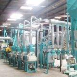 Se spécialiser pour le marché du Kenya de l'usine de minoterie du maïs 20t/D