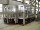 Strumentazione di riempimento di coperchiamento di riempimento di lavaggio dell'acqua automatica piena