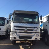 336HP HOWO 6X4 8 Cbm 구체 믹서 트럭