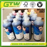 Encre sèche coréenne de sublimation d'Inktec Sublinova avec la couleur éclatante