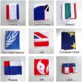 Tejido de la calidad de fútbol Copa de Europa vuela de 3X5 Polonia bandera del país