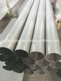 Edelstahl-Dekoration des Baumaterial-304 geschweißt ringsum Stahlrohr