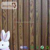 El panel de pared integrado plástico de madera del compuesto WPC del estilo chino