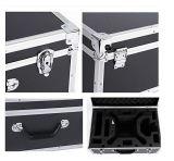 휴대용 케이스 알루미늄 단단한 여행은 취미 에이스 에의한 Dji 환영 4/무인비행기 Quadcopterand 3개의 전문가에 의하여 진행된 표준 부속품을%s 상자를 보호한다