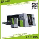 1500W установка лазерной резки с оптоволоконным кабелем с ЧПУ для резки листов металла (ЭКШ3015-1500W)
