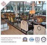 Hotel clásico con muebles Muebles de lobby sofá (YB-B-9)