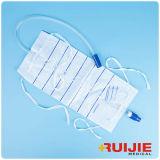 Medizinischer Wegwerfurin-Entwässerung-Beutel-Urin-Beutel