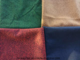 Gestricktes Gewebe 100% des Polyester-Hw1566 gefälschte Wollen