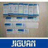 Étiquette de fiole d'emballage des médicaments d'hologramme de haute performance d'impression d'OEM