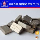 돌 절단을%s 다이아몬드 중국 예리한 세그먼트