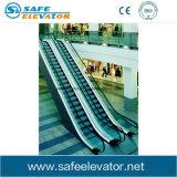 Caixa de escada rolante etapas em aço inoxidável