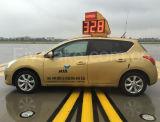 Les systèmes de signalisation de l'aéroport affichage LED
