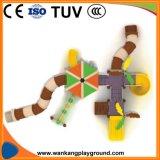 Спортивная площадка оборудования занятности коммерчески напольная для детей (WK-A1011)