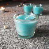 Starkes freies Glasglas-duftende Kerze für Mexiko