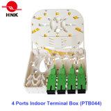 4 ports Indoor Boîte à bornes