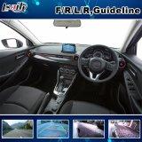16ГБ флэш-Car Android 6.0 навигации GPS для 14-17 Mazda 2, видео интерфейс