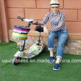 حارّة عمليّة بيع طيّ رخيصة كهربائيّة [سكوتر] محرّك درّاجة مع [بلوتووث]