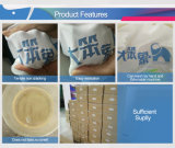 Le coréen qualité à faible prix PU imprimable troupeau en vinyle de transfert de chaleur métallique