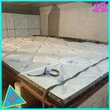 El Material superior del tanque de agua de acero esmaltado