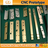 CNC die CNC van het Prototype de Delen van het Metaal machinaal bewerken