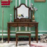 高品質の寝室の家具の純木のドレッサー(AS831)