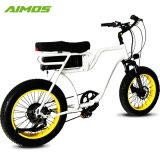 より長いシート36V 500W山の電気バイク