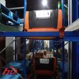 Rack de rangement en acier de la navette Radio Fabricant rayonnage