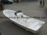 Liya 25feet China Fiberglas-Boots-Küsten- beste Familien-Fischerboot