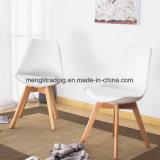 Base de madeira de faia Tulip Cadeira Lateral