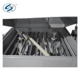 Câmara de ensaio de corrosão de pulverização de sal para o revestimento de revestimento com ensaio de corrosão