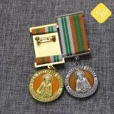 Commerce de gros Prix de meilleure qualité de l'émail personnalisée exécutant Médaille d'or