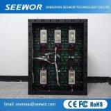 La haute définition P4 Indoor plein écran à affichage LED de couleur avec armoire 768*960mm