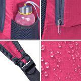 Morral de nylon plegable de la talla grande del bolso del recorrido de la alta calidad