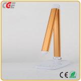 Lampada a pile ecologica della Tabella della fabbrica mini LED della Cina per l'indicatore luminoso della lettura del libro dell'allievo