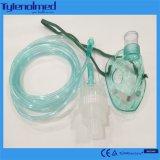 PVC Medical-Grade máscara con nebulizador Kit Aeresol