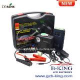 Carga rápida QC2.0 sem fios Car Jump Starter Power Pack