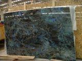 Blauwe Graniet van Larador van het Graniet van Lemurian het Blauwe