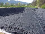 HDPE Geomembrane van de Grondstoffen van 100% Maagdelijke